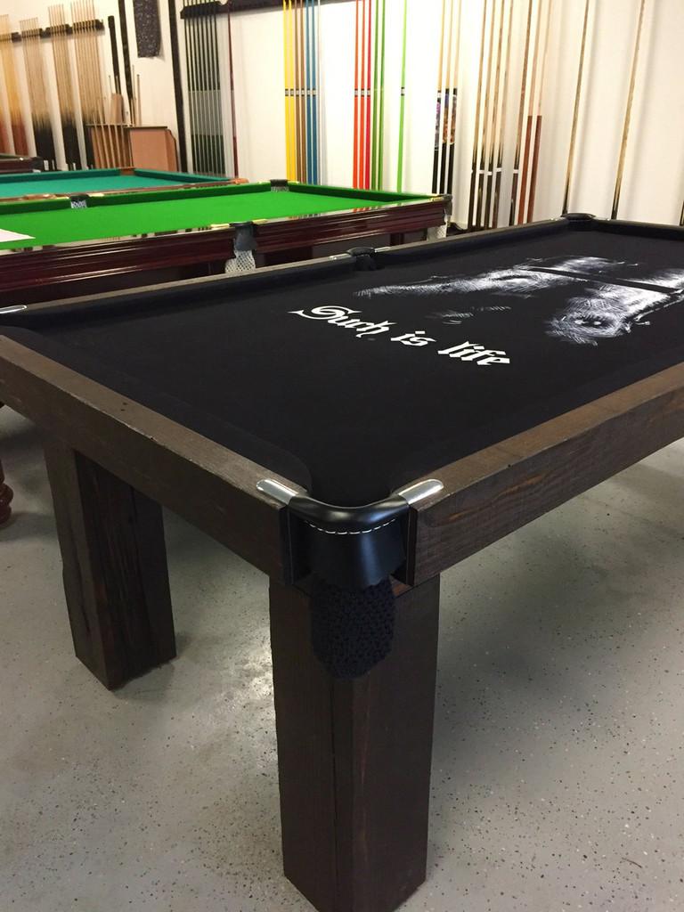 7ft Glenrowan - Oregon Pool Table