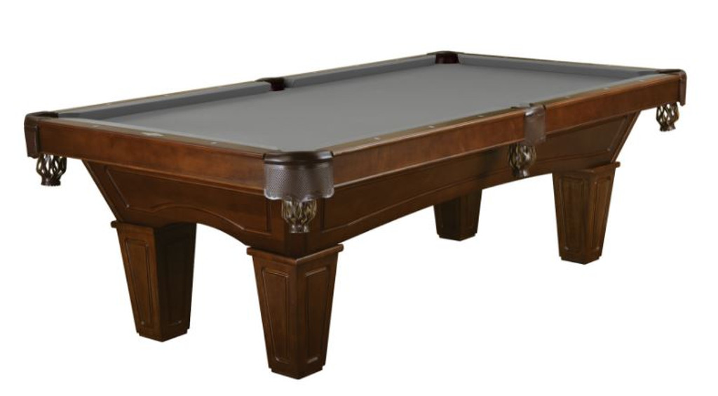 This 8' Allenton is displayed using Gun Metal Grey Brunswick Centennial Cloth