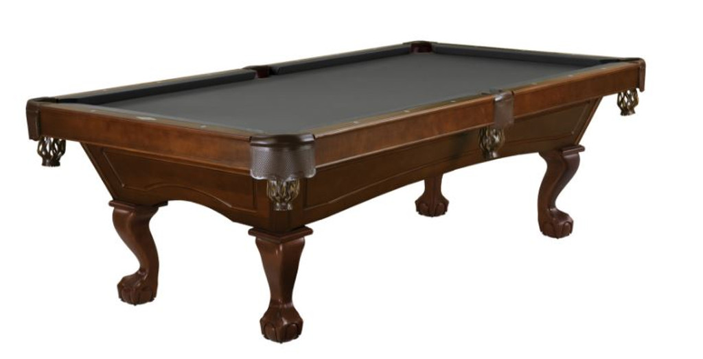 This 8' Allenton is displayed using  Charcoal Grey Brunswick Centennial Cloth