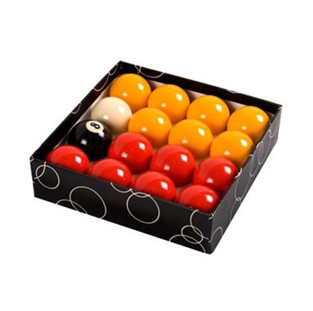 "CASINO BALLS 2"" inch Pool Snooker Billiard Red Yellow White Balls"