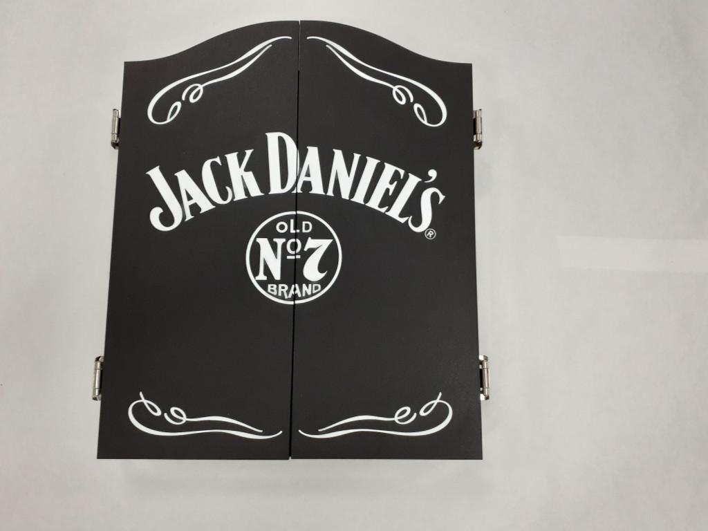 Jack Daniels Cabinet Dartboard Set