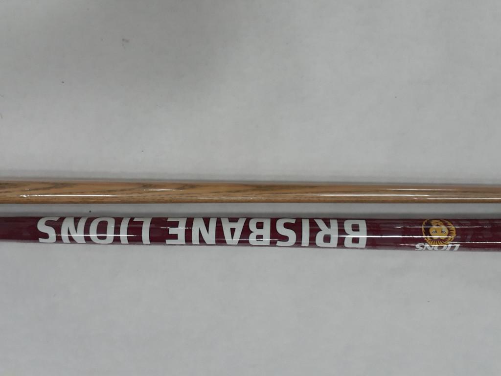 """Afl Brisbane Lions 57"""" 2Pc Cue"""