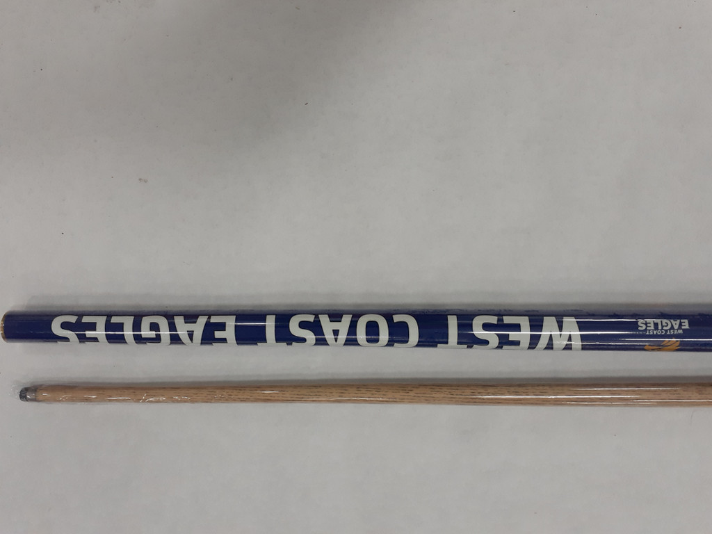 "Afl West Coast Eagles 57"" 2Pc Cue"