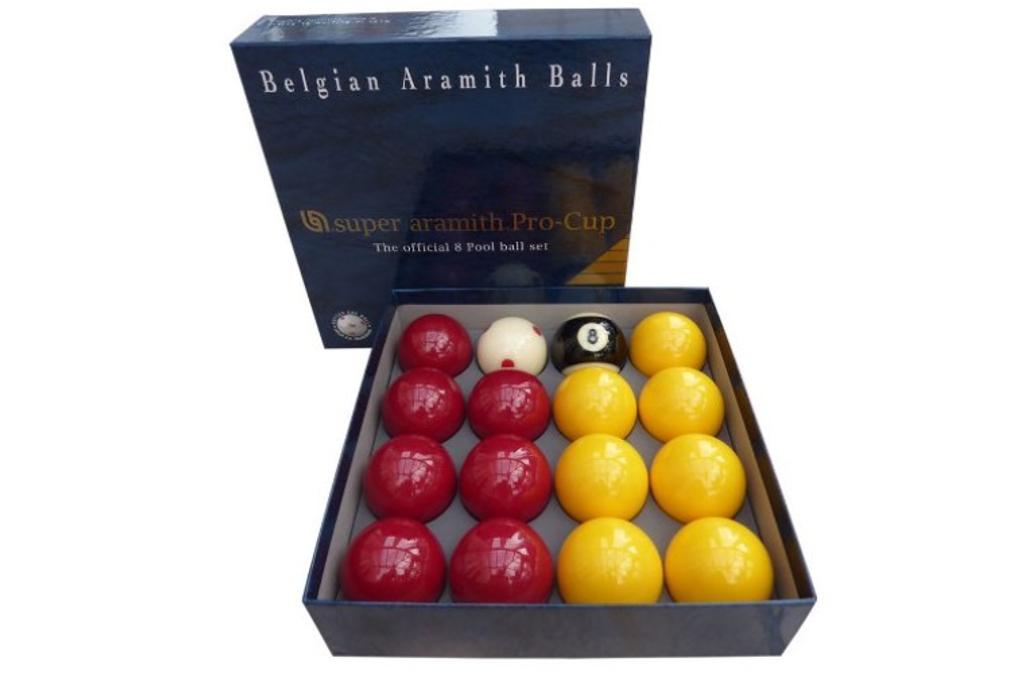 Aramith Pro Cup Casino Balls