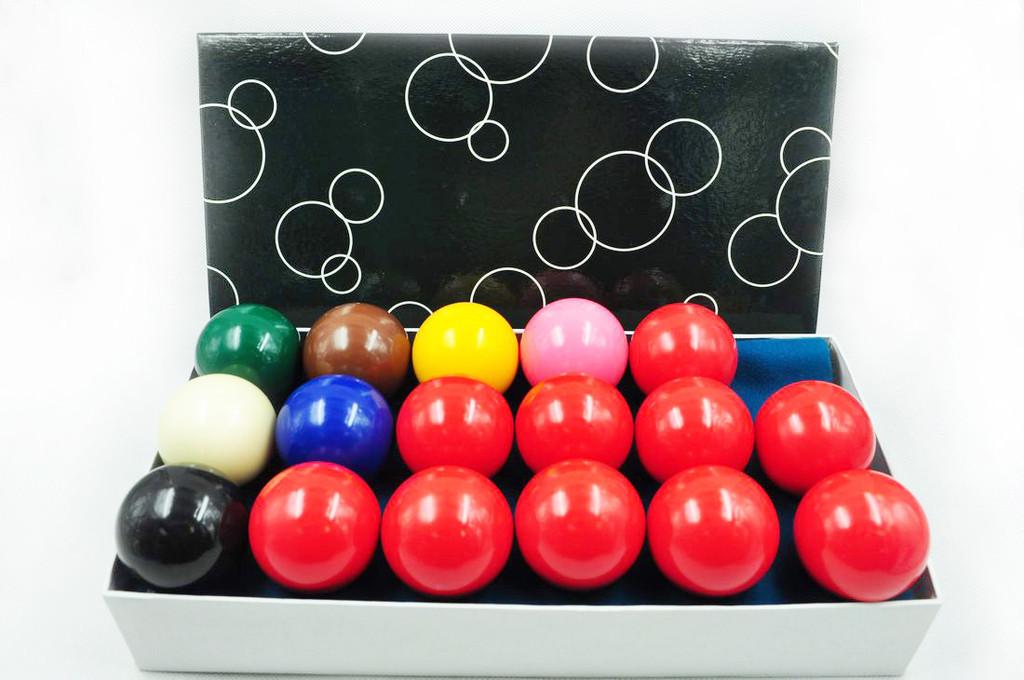 "2"" Snooker Ball Set (10 Red)"