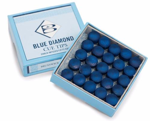 Brunswick Blue Diamond Tips 11mm