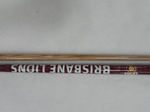 "Afl Brisbane Lions 57"" 2Pc Cue"