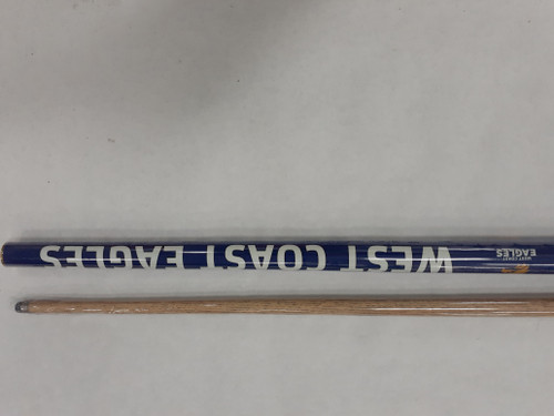 "Afl West Coast Eagles 57"" 2Pc Cue"