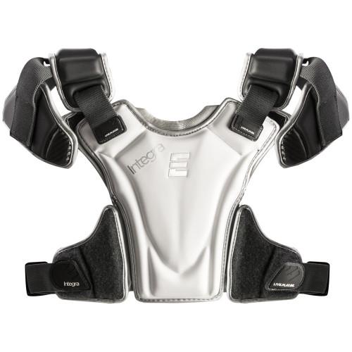 Epoch Lacrosse Integra Lacrosse Pads - White