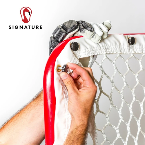 Signature Lacrosse Tournament Quick Connect Goal