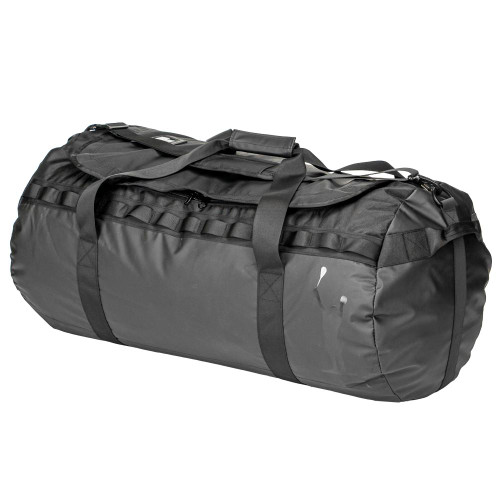 Adrenaline Duffel Athletic Bag - Black