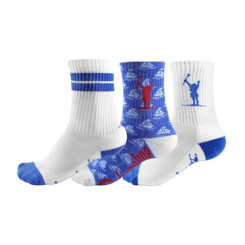 Adrenaline Youth Lacrosse Socks - 3 pack
