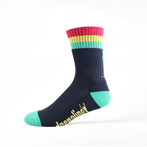 Rastafari Socks - Black