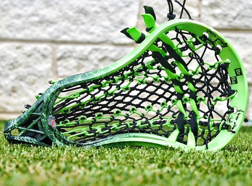 Breaking Bad Themed Custom Lacrosse Head