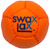 Swax Lax Ball - Orange Front