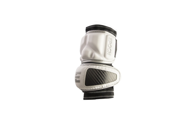 Epoch Integra Lacrosse Elbow Cap - White