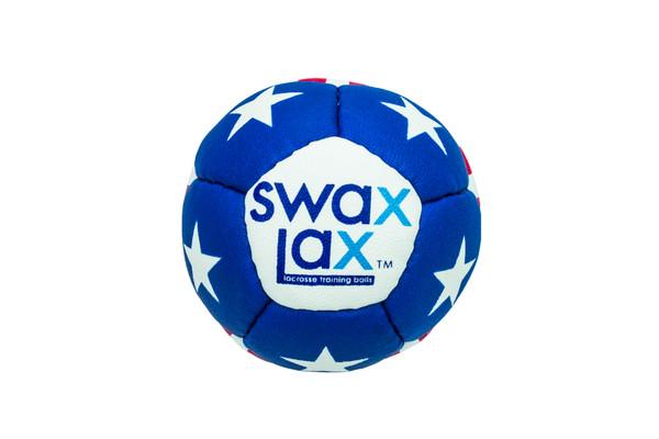 Swax Lax Ball - Stars 'n Stripes Front