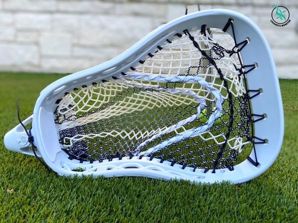 Custom Strung Deep South CL-18 Goalie Lacrosse Head