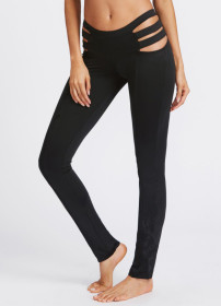 f1185e73b1c96 Leggings Features Ruched Back Sport Oatmeal (13-198 ...