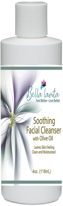 PREMIUM ANTI-AGING OLIVE OIL SOOTHING CLEANSER