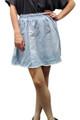 100% Cotton Blue Denim Skirt with $20 Original Tags!  (E-106)