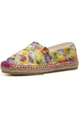 Espadrilles from Coolway Shoes! Adorable Flats in Hot Tropical Floral Print! (L-4)