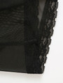 Brazilian Butt Lifter Black Mesh Shapewear (13-162)