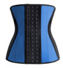 Adjustable High Compression Blue Waist Trainer  (13-167)