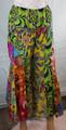 100% Cotton Multi Color Hippy Retro Boho Pants (32-29)