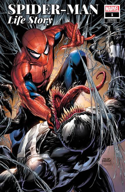 Spider-Man Life Story Kirkham Variant