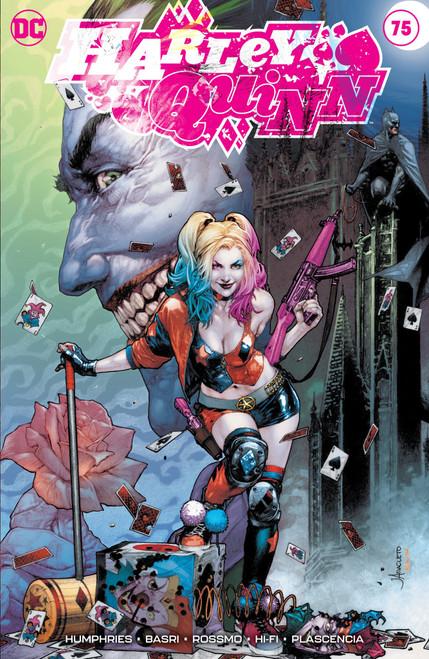 Harley Quinn #75 Jay Anacleto Variant