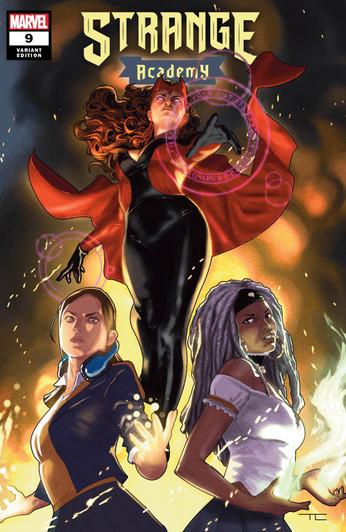 Raw Comics - Marvel Comics - Strange Academy - ComicBookQuest