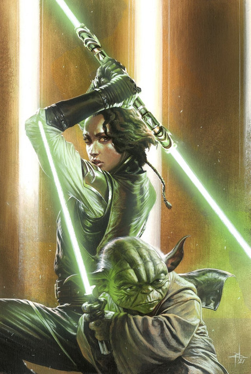 Star Wars High Republic #1 Dell'Otto Panini Variant