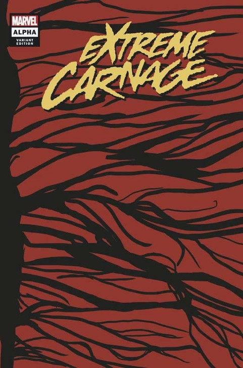 Extreme Carnage Alpha Symbiote 1:50 Retail Variant