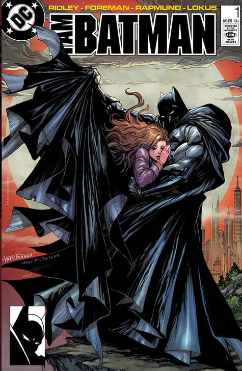 I AM Batman #1 Tyler Kirkham Trade Variant