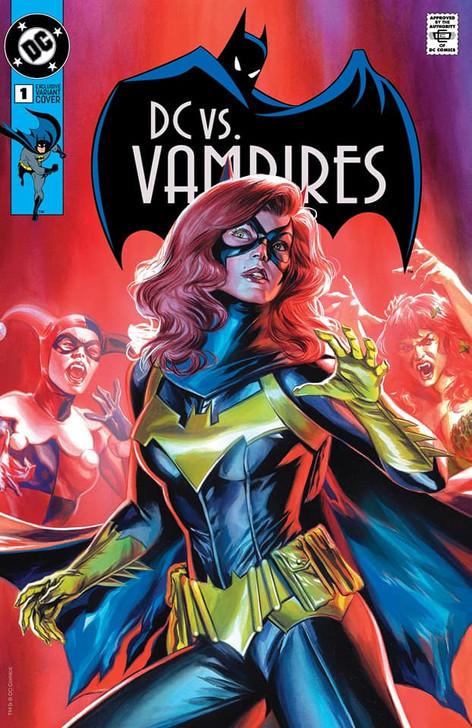 DC vs Vampires #1 Felipe Massafera Trade Variant