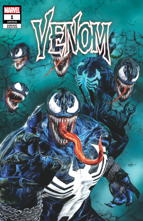 Venom #1 Marco Turini Trade Variant