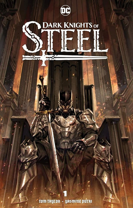 Dark Knights of Steel #1 Kael NGU Trade Variant