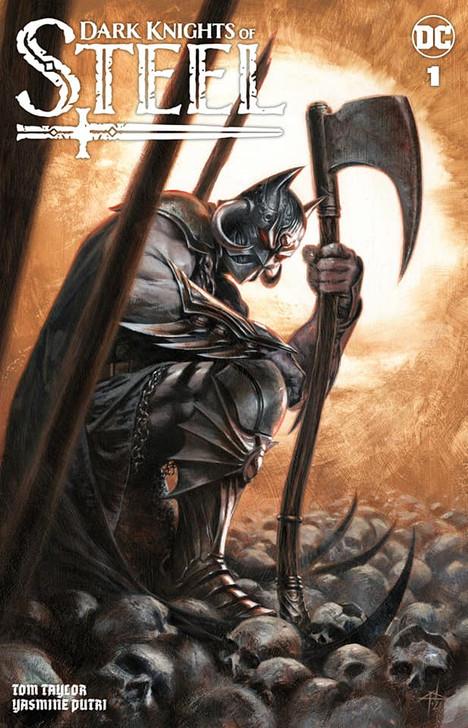 Dark Knights of Steel #1 Dell'0too Trade Variant