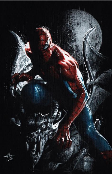 Amazing Spider-Man #45  Dell'Otto Virgin Variant
