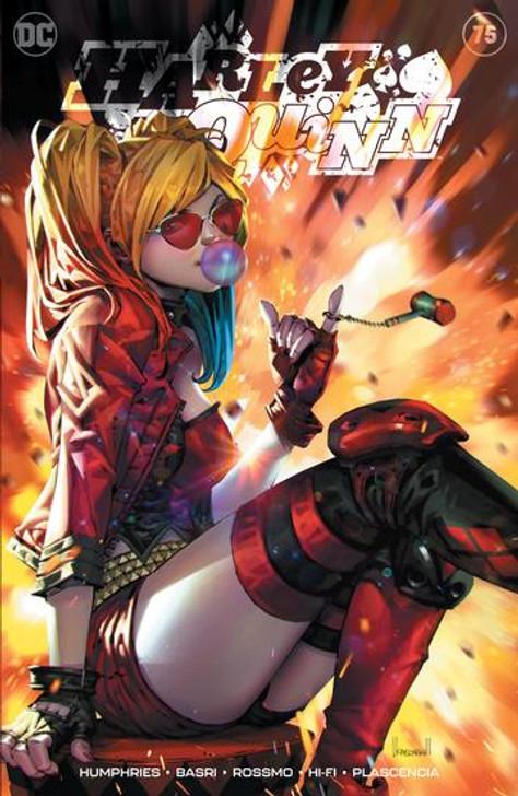 Harley Quinn #75 Kael NGU Variant