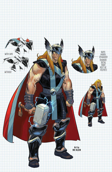 Thor #3 Virgin Variant