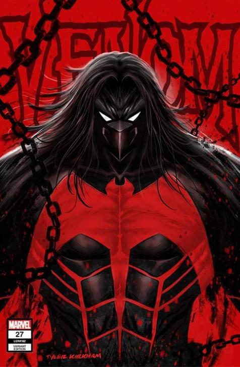 Venom 27 Tyler Kirkham Variant