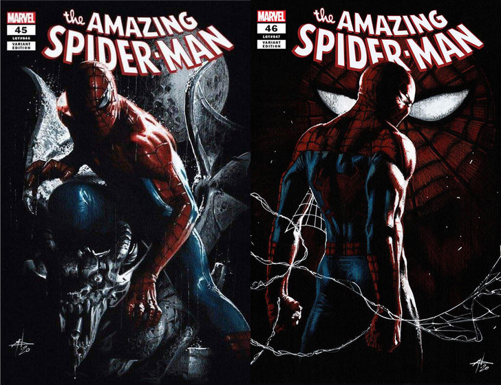 Amazing Spider-Man  DellOtto  Variant Set