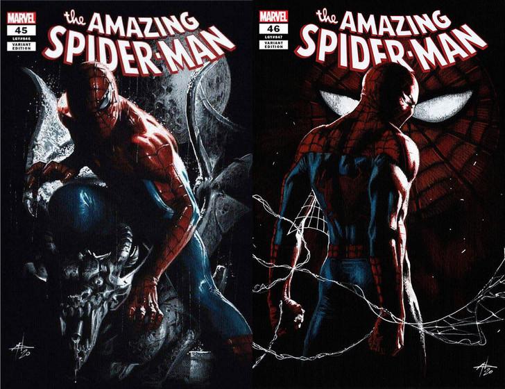 Amazing Spider-Man  DellOtto  Variant Set