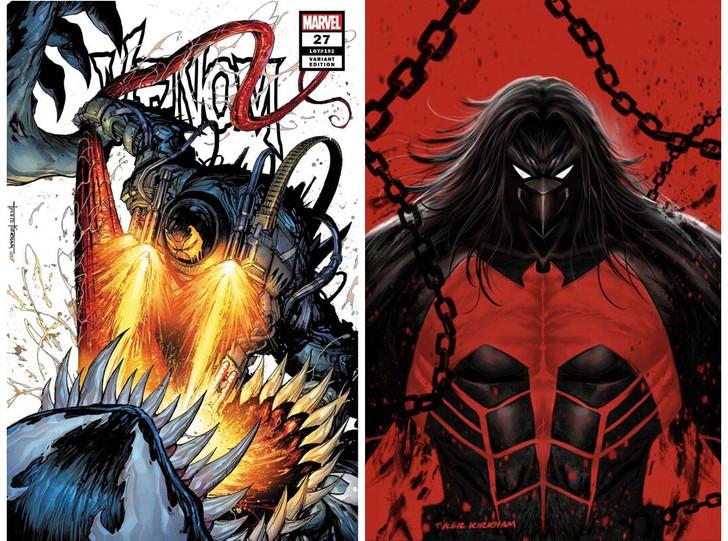 Venom 27 Tyler Kirkham  Variant Set