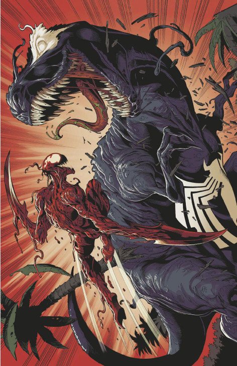 Venom 25 Mark Bagley Virgin Variant