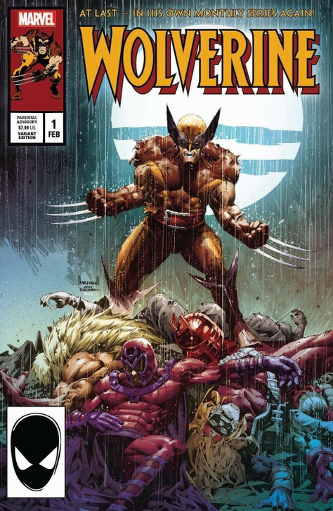 Wolverine #1 Kael NGU Trade Variant