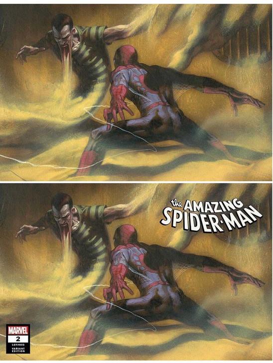 Amazing Spider-Man 2 Dellotto Variant Set