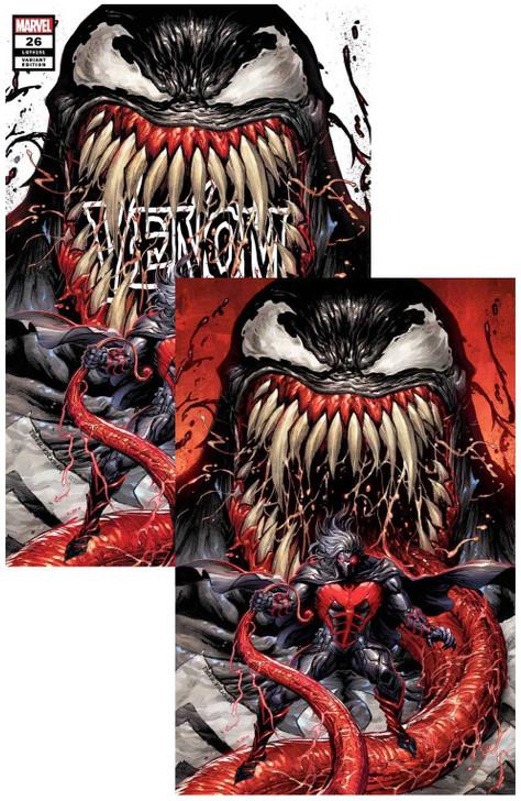 Venom 26 Kirkham Variant 1st  Virus